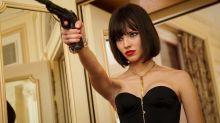 No le quites el ojo a Sasha Luss, la nueva musa de Luc Besson