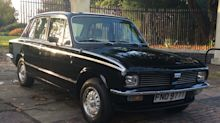 UK's rarest cars: 1978 Triumph Dolomite 1500 SE, one of only a handful left