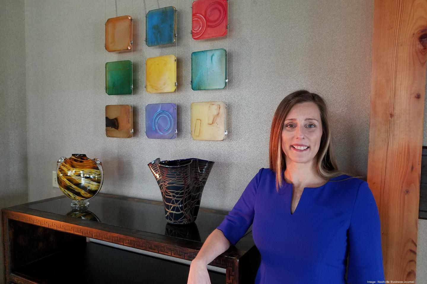 News post image: The Boss: After huge deal, it's one step at a time for Amanda Hite