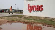 Malaysia extends licence for rare earth miner Lynas' operations for six months