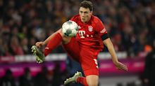 Bayern - Benjamin Pavard blessé à l'entraînement