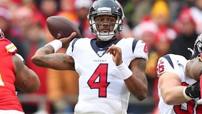 Dreaming of Deshaun: Odds to land Watson