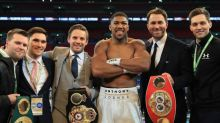 Who next for Anthony Joshua? 5 possible opponents after Wladimir Klitschko win