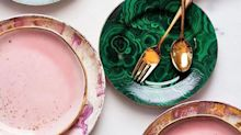 8 Ingenious Ways To Combine Pink & Green In Your Home
