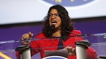 Rep. Rashida Tlaib Calls For $20 An Hour Minimum Wage