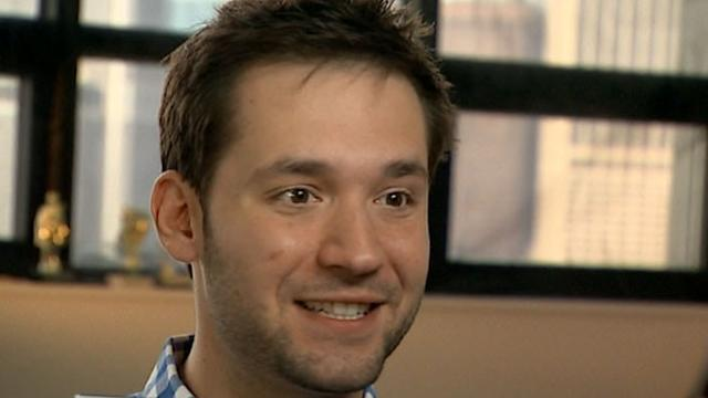 Sunday Spotlight: Reddit Co-Founder Alexis Ohanian