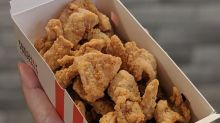 KFC bringing sinful Chicken Skin to Singapore on 11 November