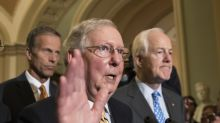 A Senate vote to repeal Obamacare could rattle markets