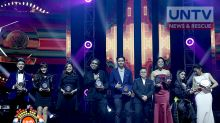 OPM artists shine in the 3rd Wish Music Awards