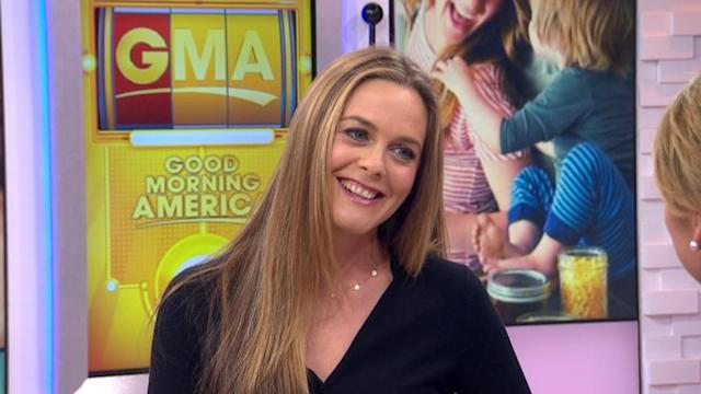 Alicia Silverstone Is 'The Kind Mama'