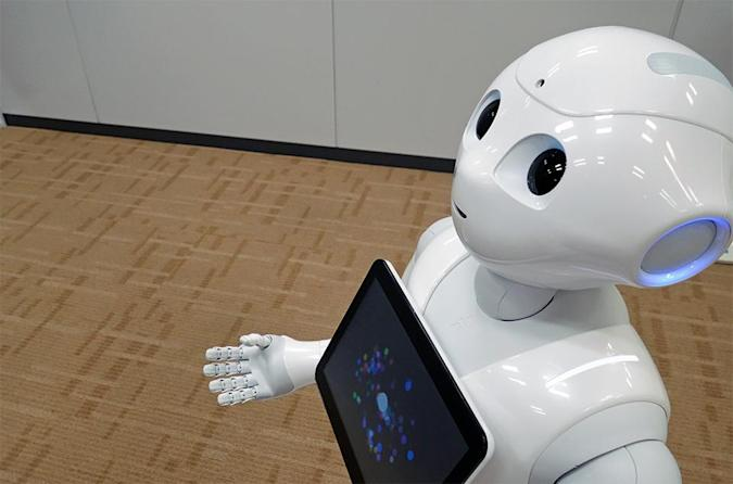 Are you ready for your first home robot? Meet Pepper