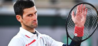 Tennis great rejects 'selfish' Djokovic criticism