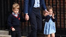 Princess Charlotte stole the show during the royal birth, but how will she cope as the middle child?
