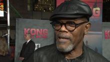 Samuel L Jackson attempts to clarify 'black British actors' remarks at Kong premiere