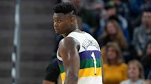 Kings' Luke Walton expresses concern for Zion Williamson, hopes he's OK
