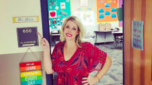 Man 'adopts' five classrooms after teacher reveals her meager salary on Facebook