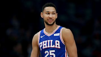 Simmons gives sneaker shout-out to 'Egg Boy'