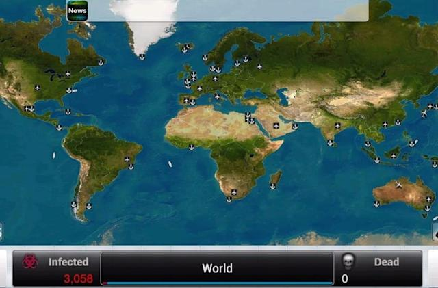 Anti-vaxxers are the newest threat in 'Plague Inc.'