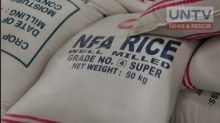 DA: Several wholesalers resell NFA rice as commercial rice