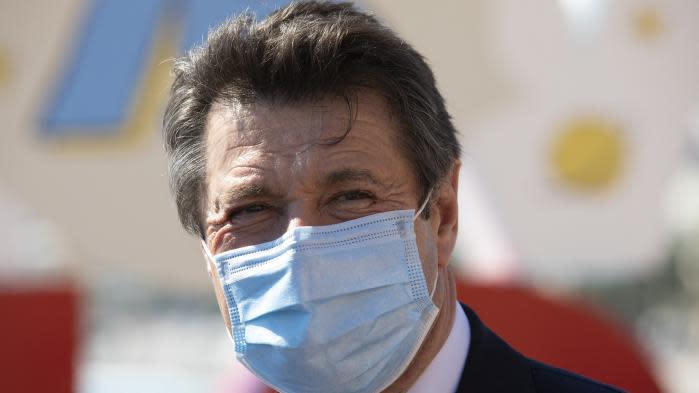 Le maire de Nice, Christian Estrosi, annonce quitter Les Républicains
