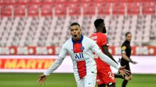 Mbappe on target twice in PSG cruise