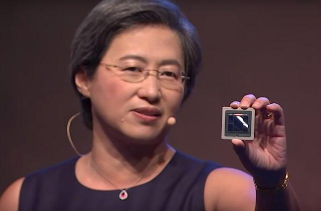 AMD shows off the world's first 7nm GPU, but it's not for games yet