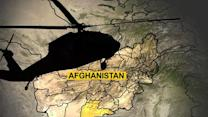 5 U.S. Troops Die in Afghanistan Chopper Crash