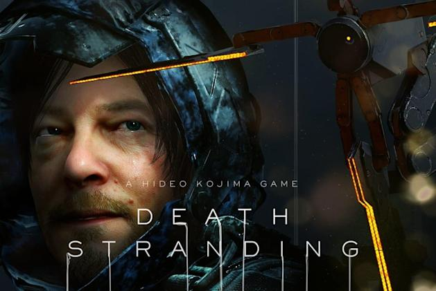 Watch this 'Heartman' cutscene to learn more about 'Death Stranding'
