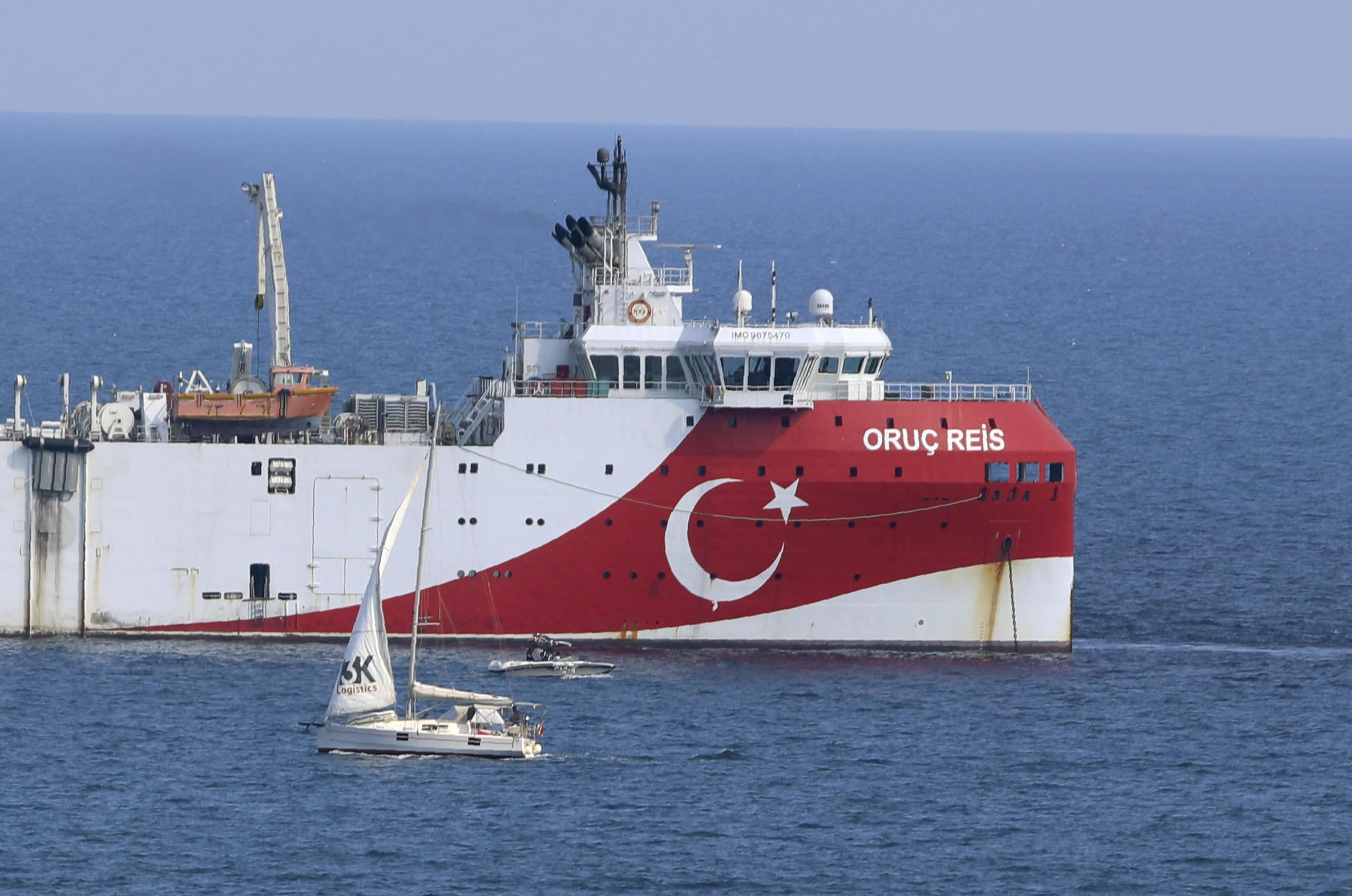 Turkey will give Greece, Cyprus response, Erdogan - English