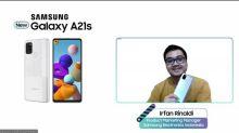 Samsung Rilis Galaxy A21s Versi Baru dengan Memori 128GB Cuma Rp 3 Juta