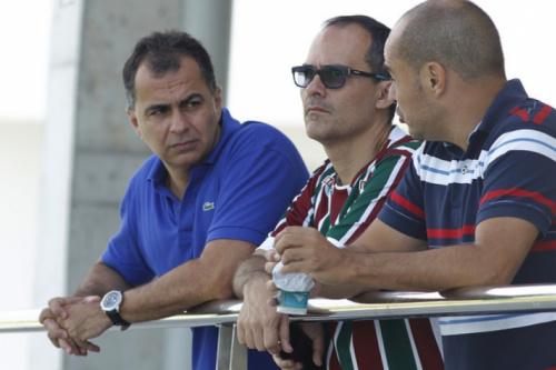 F. Veiga diz que momento do time pesou em sua saída do Fluminense