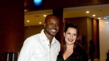 """Fernanda Souza presta apoio a Thiaguinho e cantor se declara: """"Agradeço por ter você na minha vida"""""""