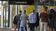 Unemployment spikes and household spending slumps under Victoria's stage 4 restrictions