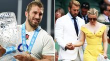 Rugby champion and wife join X-Rated fan site - with a catch