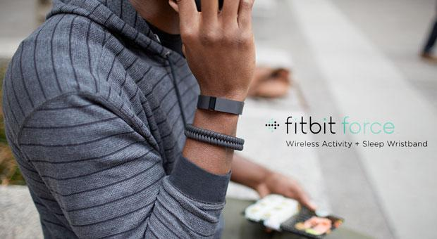 Fitbit to launch new 'Force' fitness and sleep-tracking watch