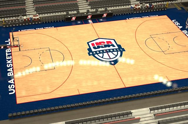 USA Basketball is recruiting for a national esports team