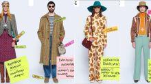 Gucci reinventa fashion week na pandemia e escala própria equipe para desfile