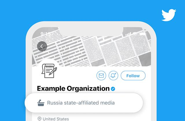 Twitter expands government account labels to more countries