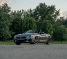 See Photos of the 2020 BMW Z4 M40i