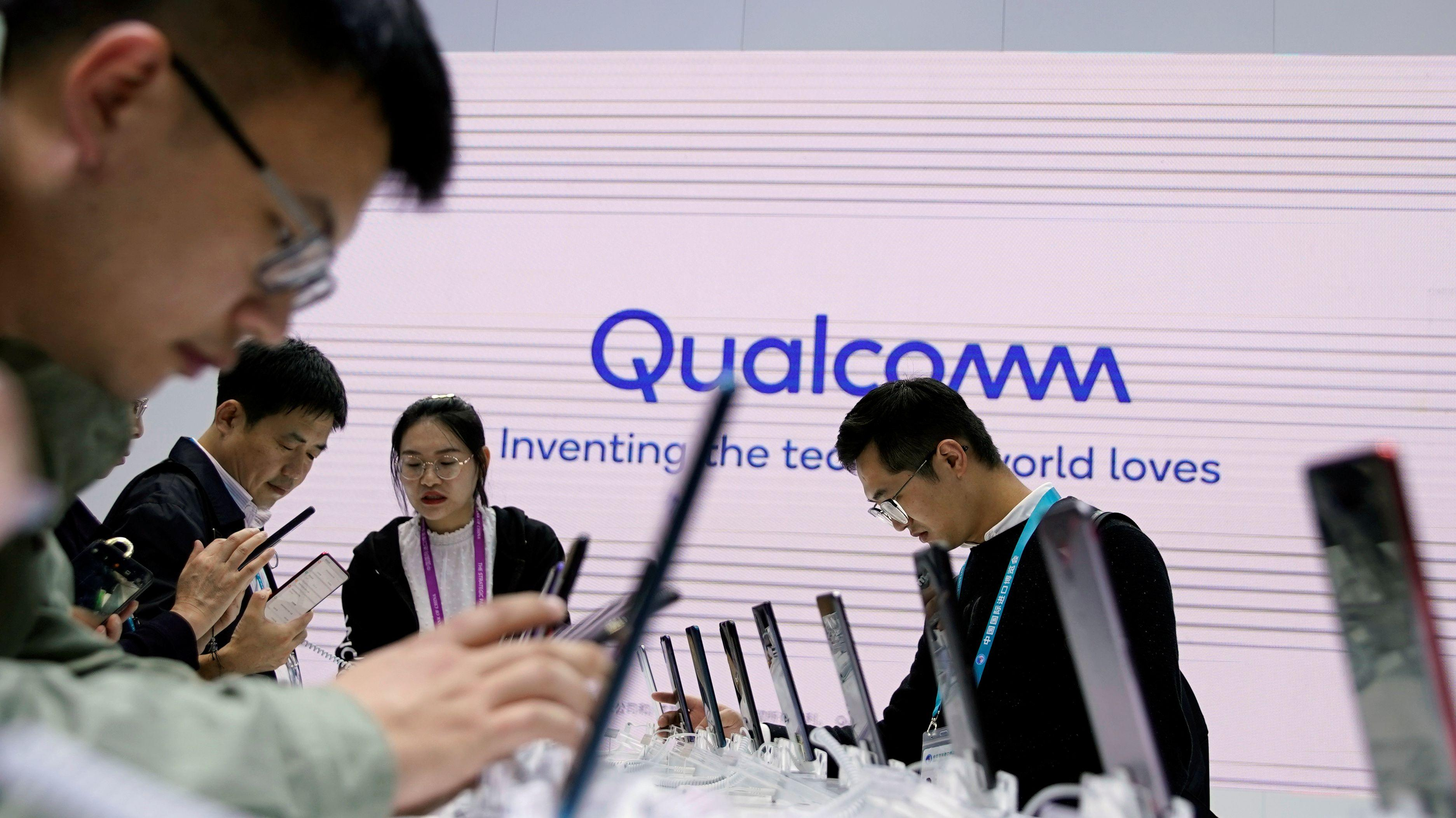 Qualcomm President, Cristiano Amon on why 5G is good for the company