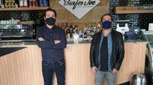 """3 giovani aprono un locale a Livorno nel giorno del dpcm: """"La crisi può essere opportunità"""""""