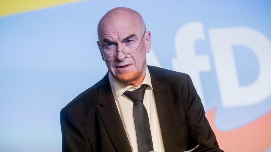 Ermittlungen gegen AfD-Schatzmeister bestätigt