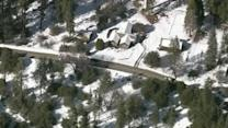 Standoff with man believed to be Dorner ends with fire