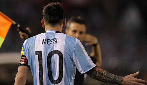 """Primera Division: Messi: """"Worte nicht an Assistenten gerichtet"""""""