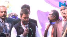 Gujarat Polls: Rahul intensifies his attacks, calls GST 'Gabbar Singh Tax'