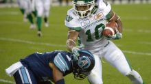 Lauther's late FG gives Riders wild victory over Argos