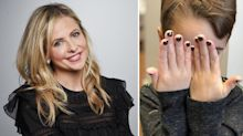 Sarah Michelle Gellar took her son for a manicure and trolls couldn't handle it