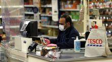 Tesco shares sink on £925m coronavirus hit despite sales boom