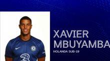 Chelsea assina com o zagueiro Xavier Mbuyamba, ex-Barcelona