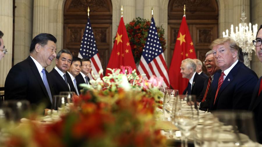 Tariffs producing billions, but China isn't paying